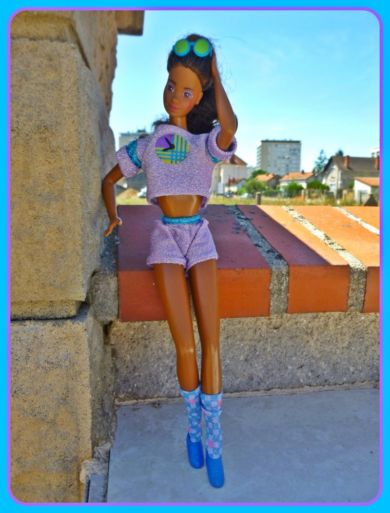 Barbie Funtime