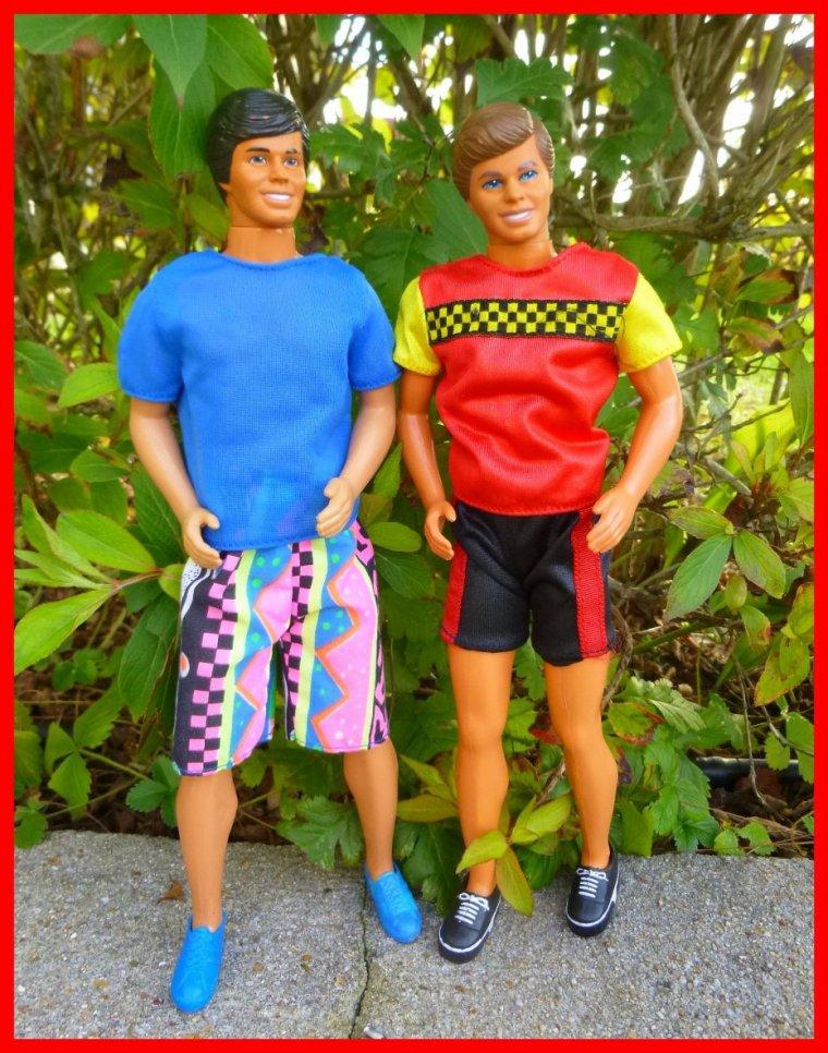"""Les """"Ken"""" aiment les balades..."""