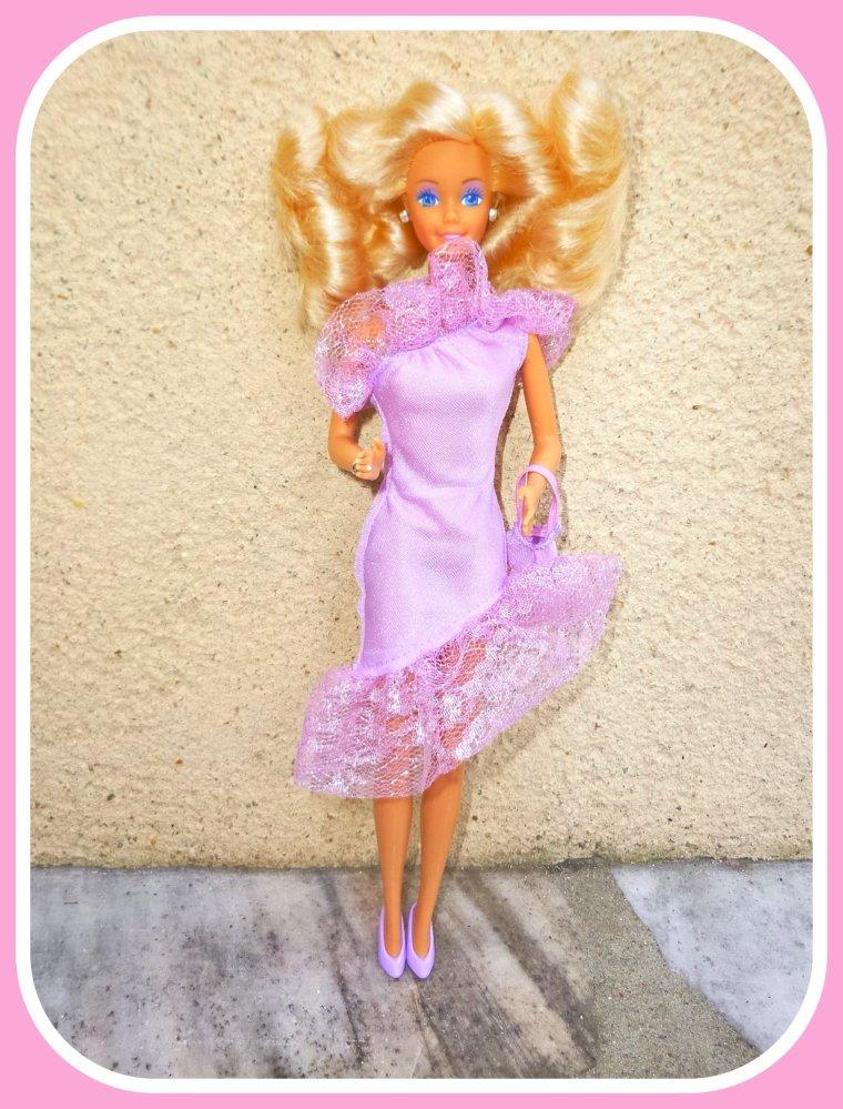Barbie Party Lace