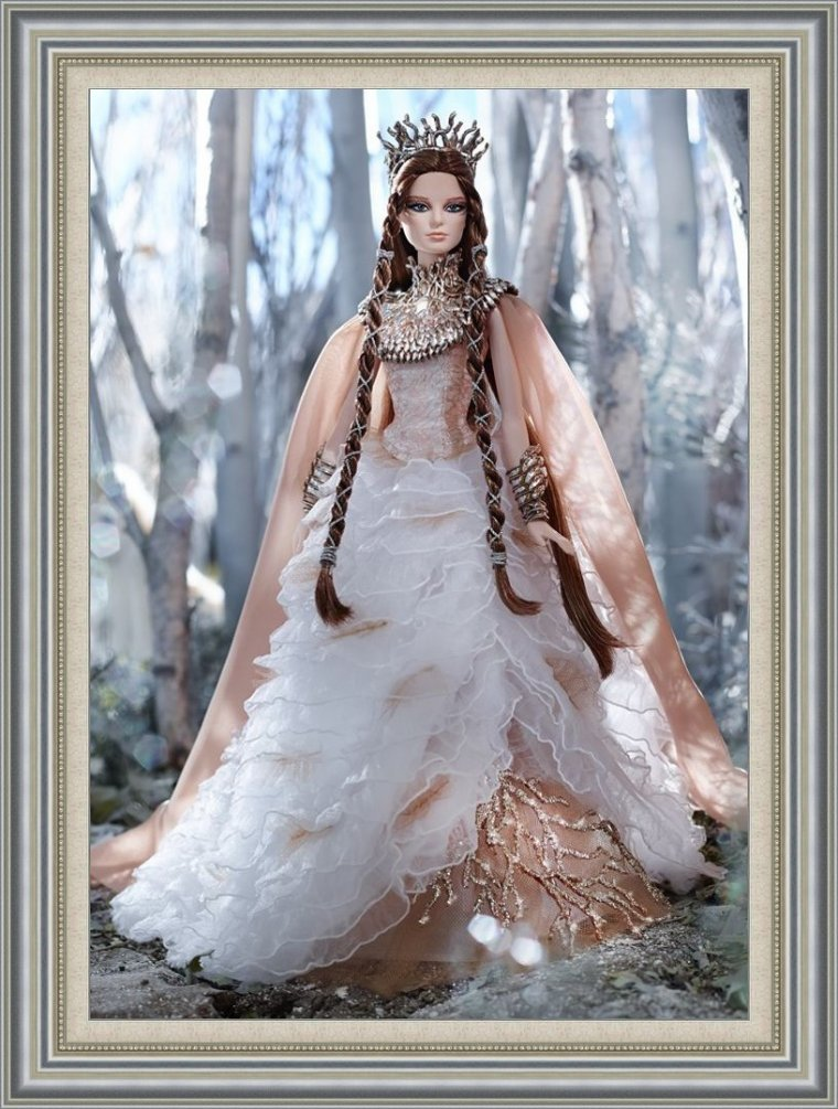 Lady of the White Woods
