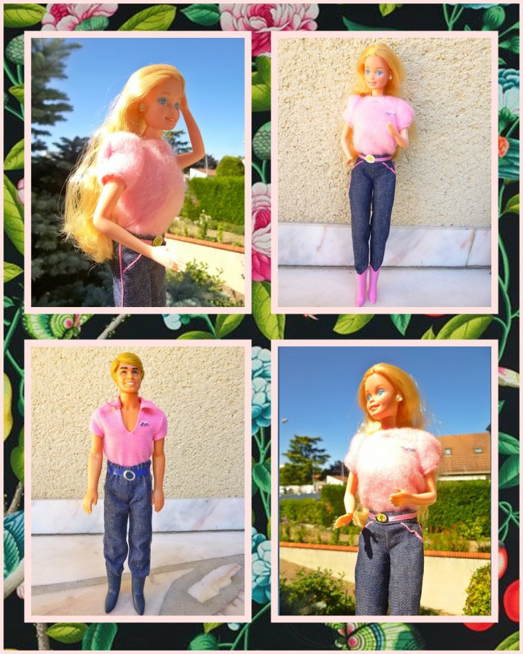 Barbie & Ken Fashions Jeans