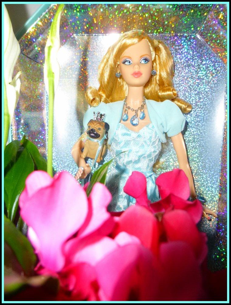 Miss Aquamarine - Mars
