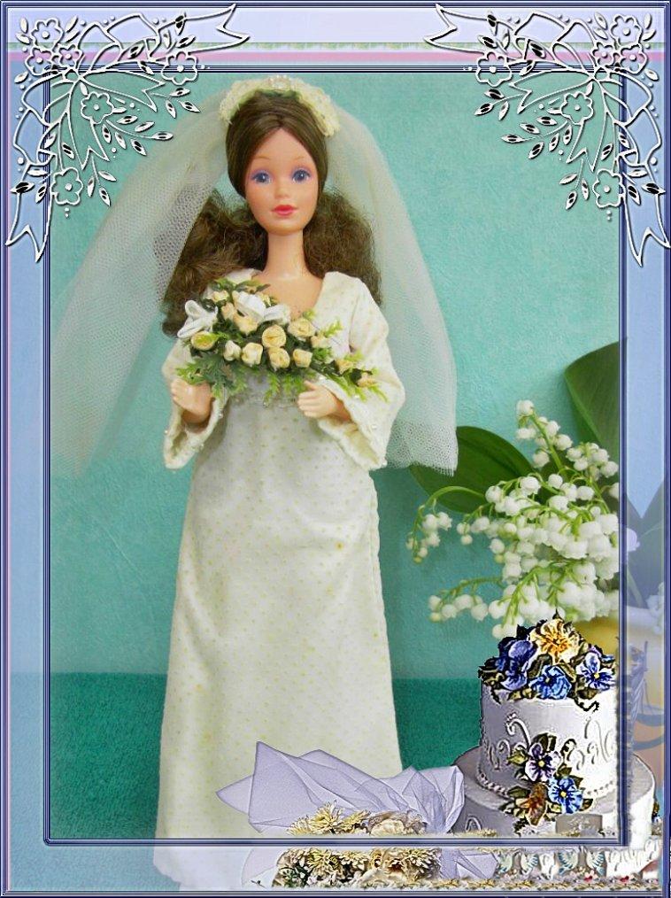 Défilé de mariées...