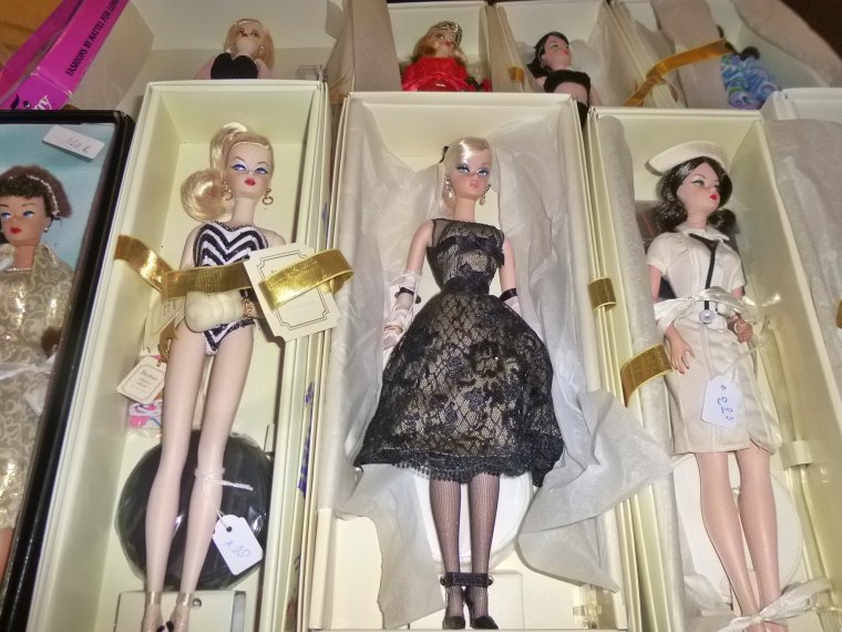Retour du Fashion Dolls de Paris