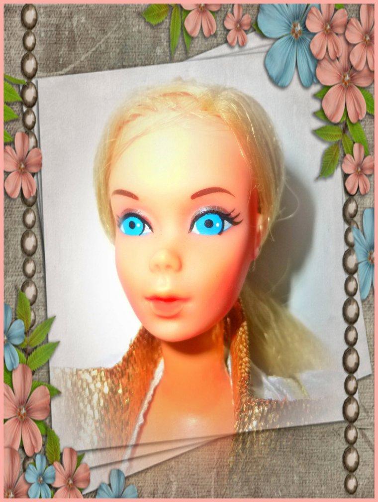 Barbie s'amuse...