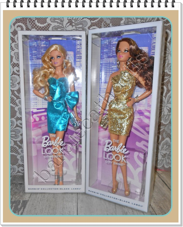 THE BARBIE LOOK CITY SHINE (1)