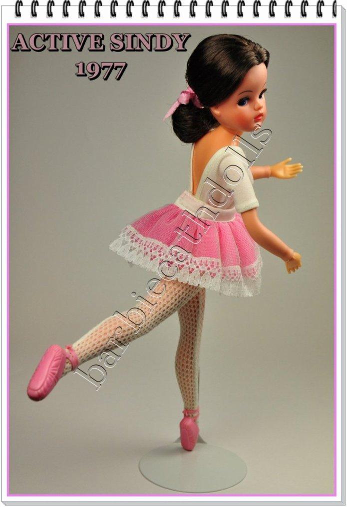 Sindy ballerine