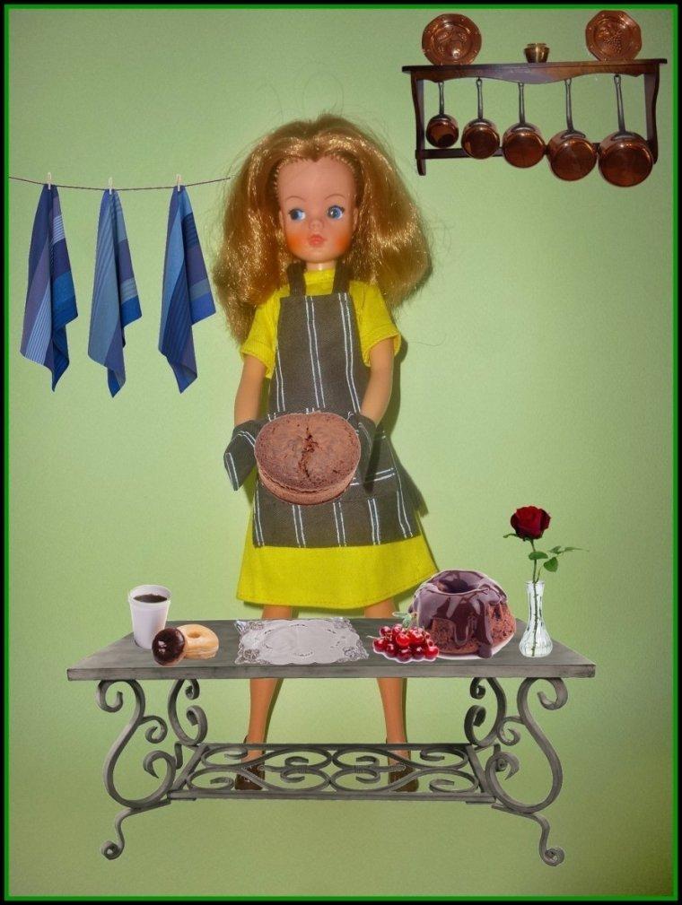 Sindy cuisine...