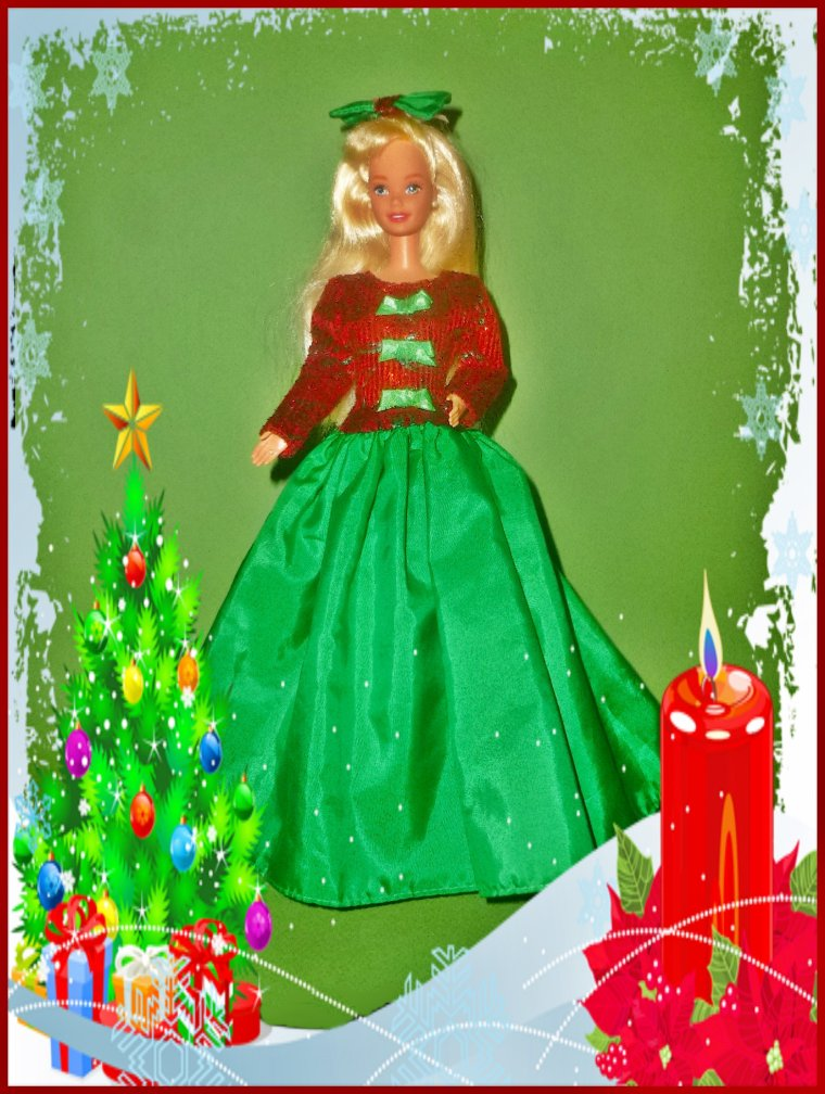Barbie Holiday Sensation