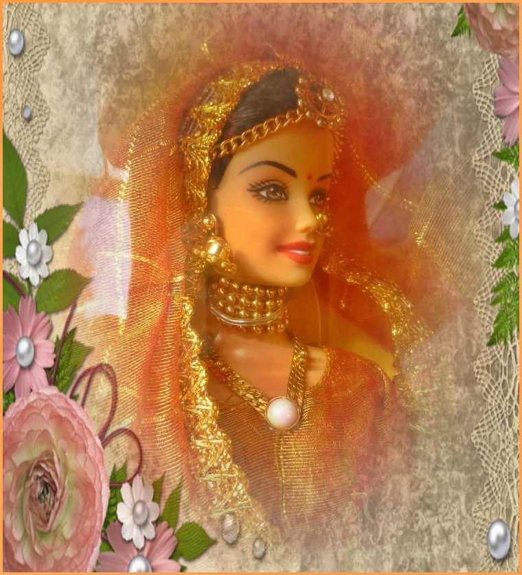 Portraits Barbie India