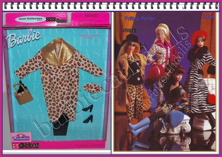 Fashion Avenue - Prêt-à-Porter dans les mêmes tons...