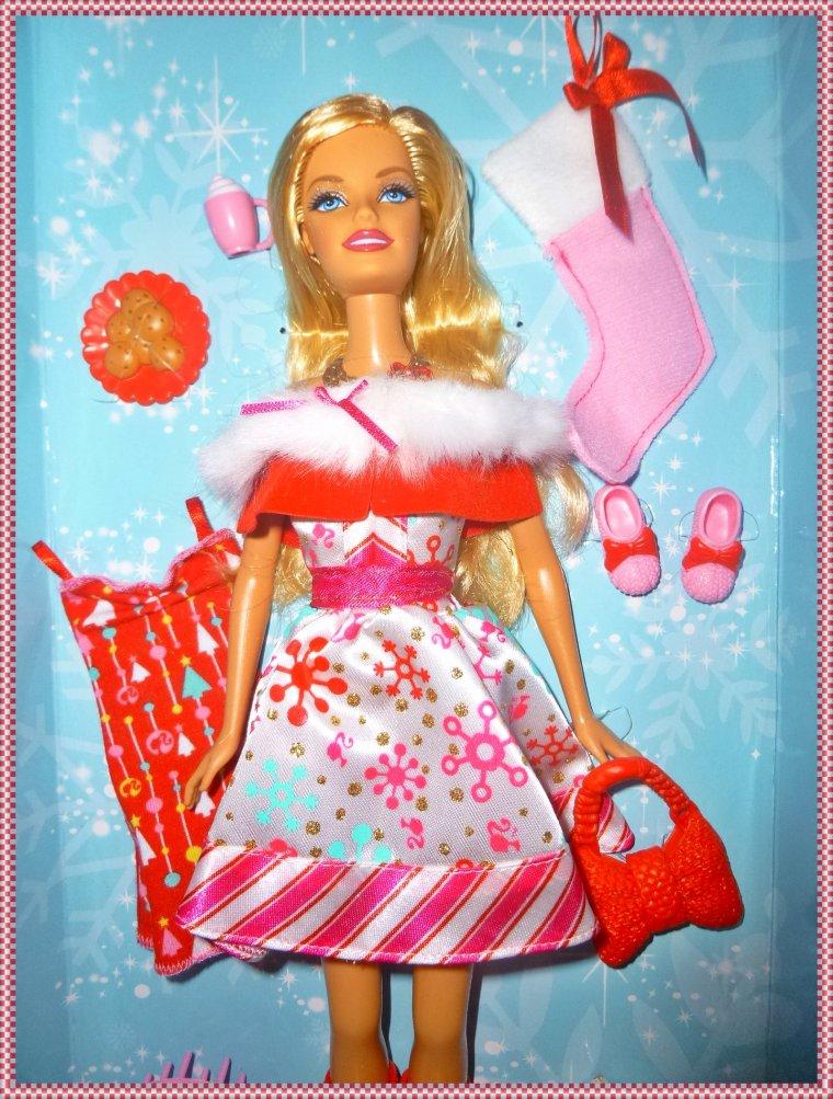 Barbie pour l'après-Noël
