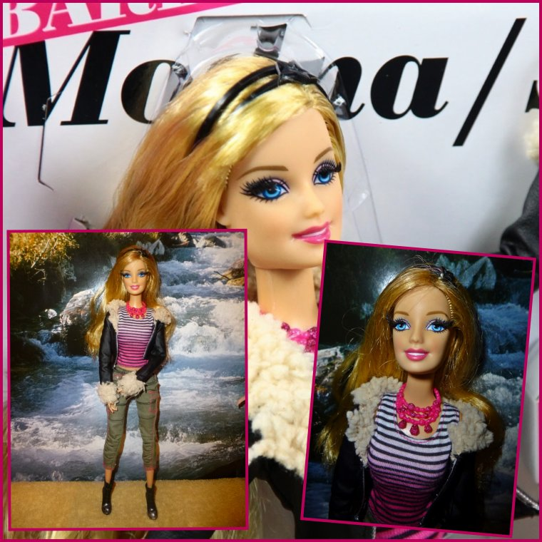 Barbie modernes