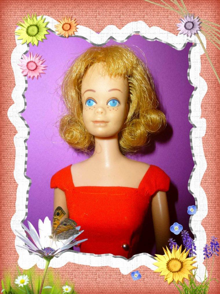 Barbie, Midge...