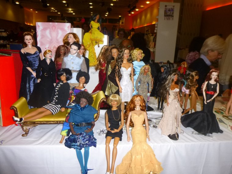 Paris Fashion Dolls (suite)