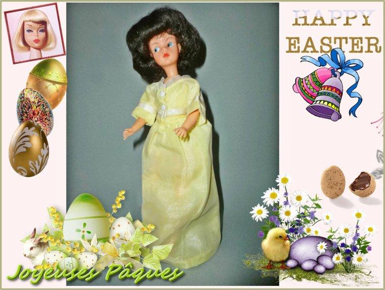 Sindy vous souhaite de Joyeuses Pâques...
