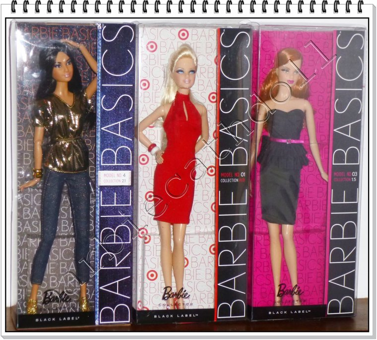Barbie Basics Collection