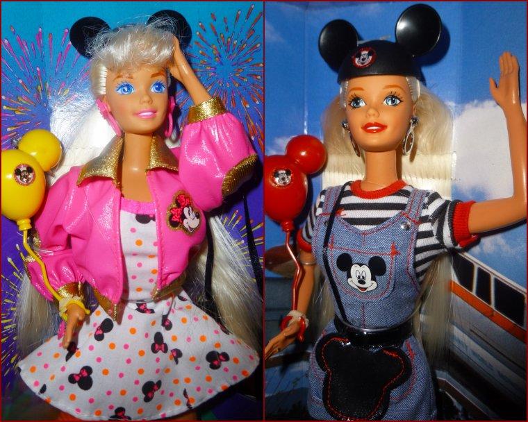 Barbie Disney