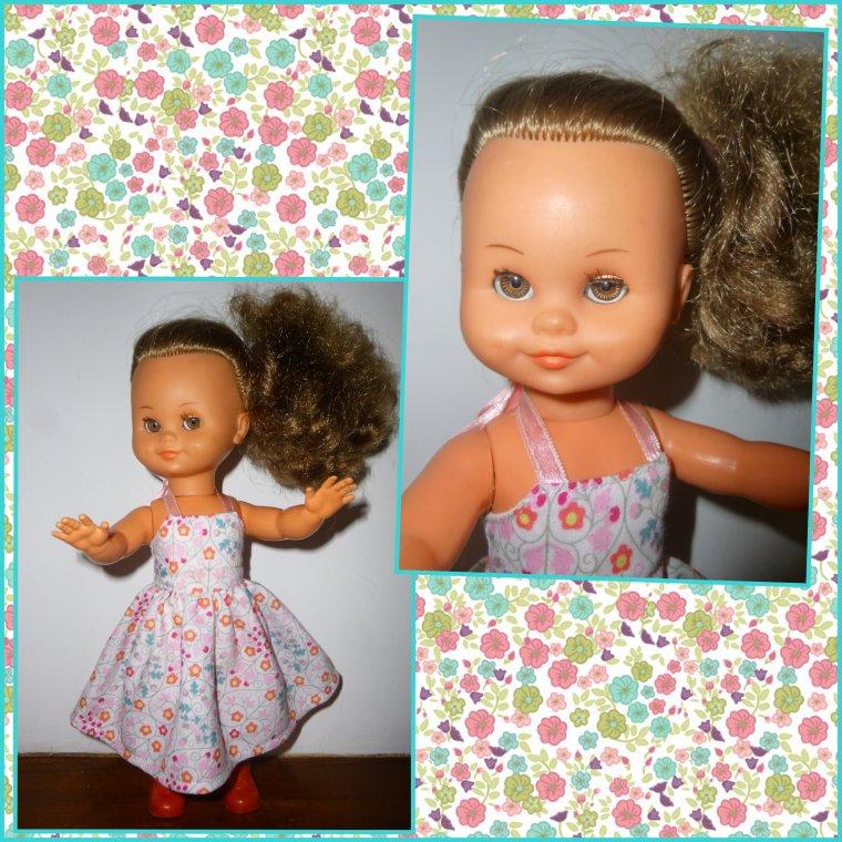 Bella...pour changer de Barbie !