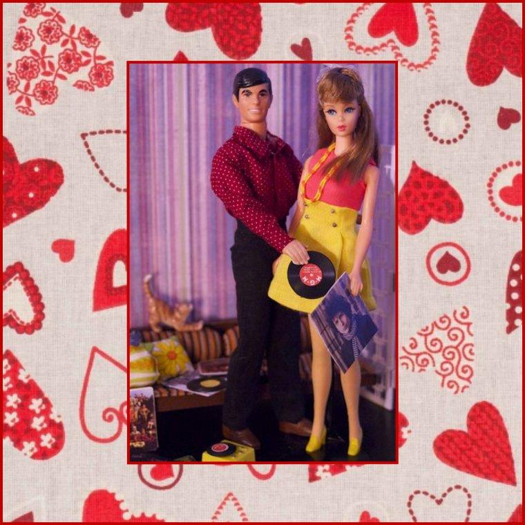 Joyeuse Saint Valentin...