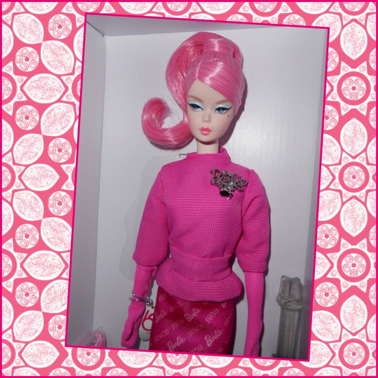 Barbie Proudly Pink