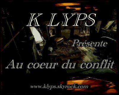 VOICI LA 1ERE MIXTAPE AU COEUR DU CONFLIT SORTIE EN JANVIER 2011