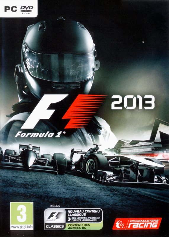 Vidéo découverte F1 2013 (PC)