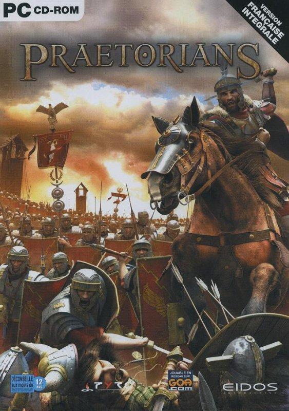 Rétro test Praetorians (PC)