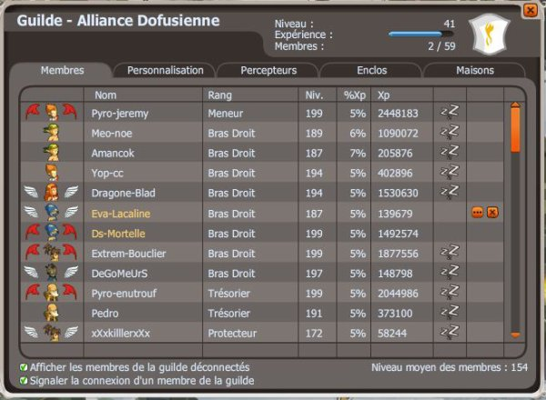 Alliance Dofusienne!!