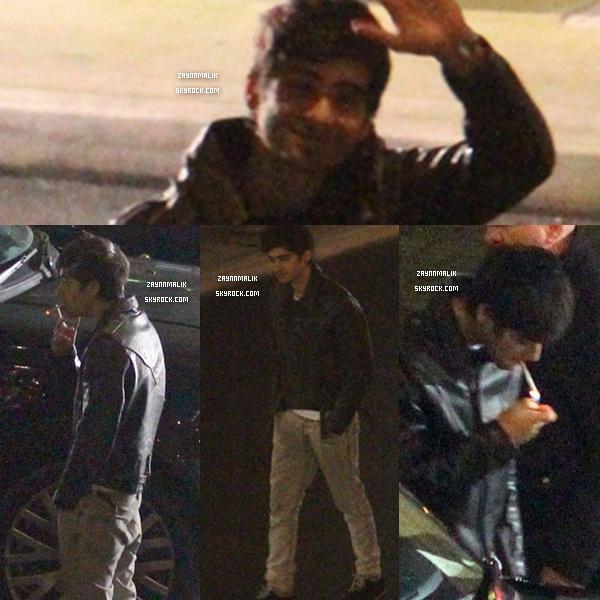 21/12 Zayn à l'aéroport de Hearthrow, Londres.    03/12 D'autres photos apparues  du Madison Square Garden,New York.