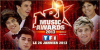 Les NRJ Music Awards 2013, c'est ce soir en direct de TF1 dés 20h50 !