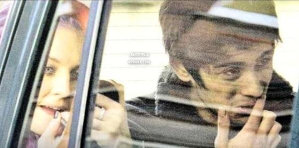 27 Janvier 2013 - Zayn aperçu avec sa petite amie Perrie, à Manchester ( en Angleterre).