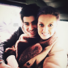 07 Février  2013 - Zayn était à  Liverpool avec sa petite amie Perrie, et une partie de sa famille.