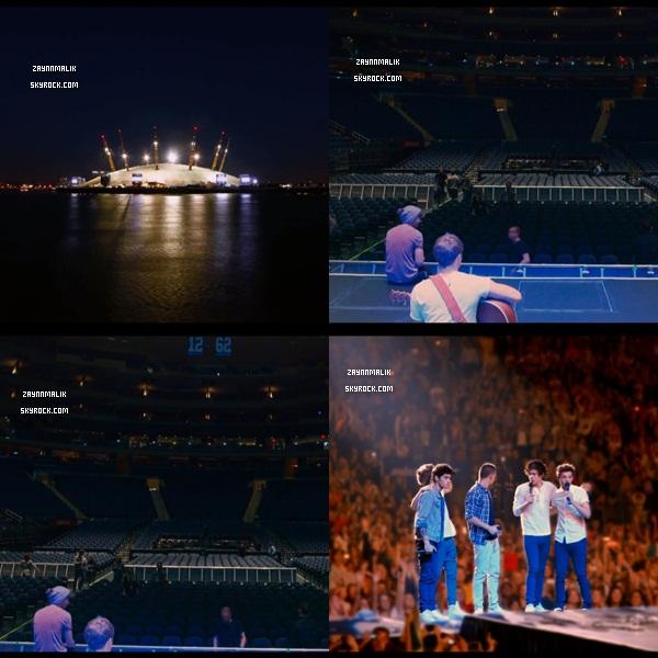 Voici quelques photos du Teaser 1DMovie3D