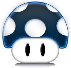 Les champi coloré de Mario