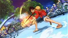 one piece pirate warior