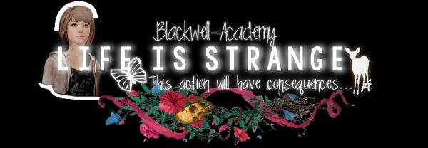 Bienvenue à  Blackwell-Academy !