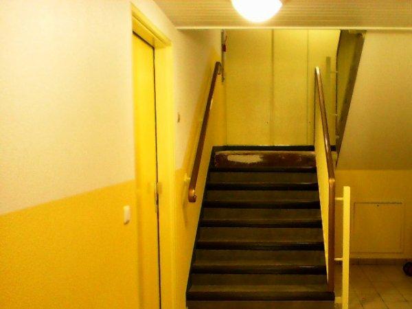dans mes escalier mdr