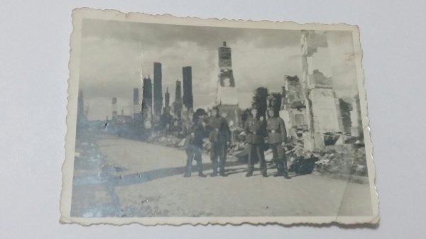 Photo  allemand  ww2