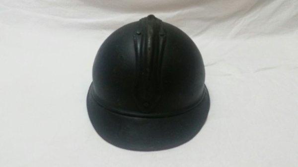 Superbe casque Adrian 14.18 mdl 15  bleu horizon