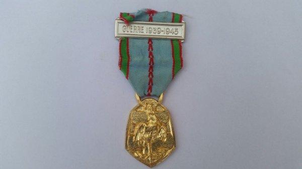 Médaille  ww2