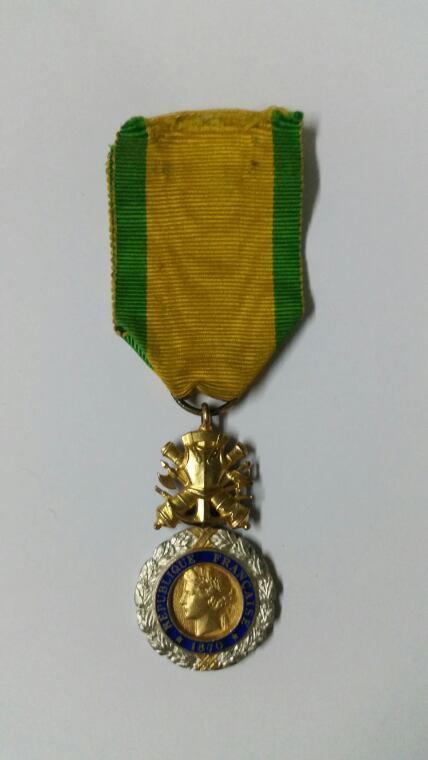 Medaille   ww1