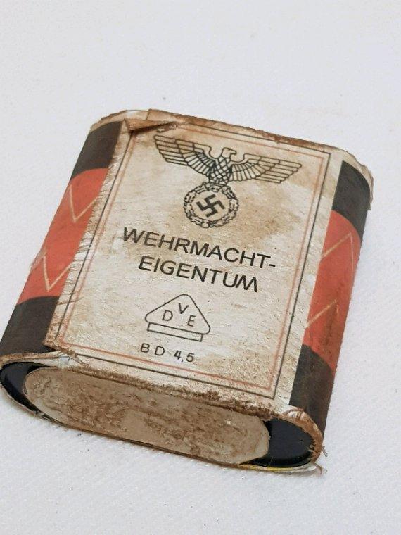 Lampe daimon telko trio  allemand ww2 pile copie