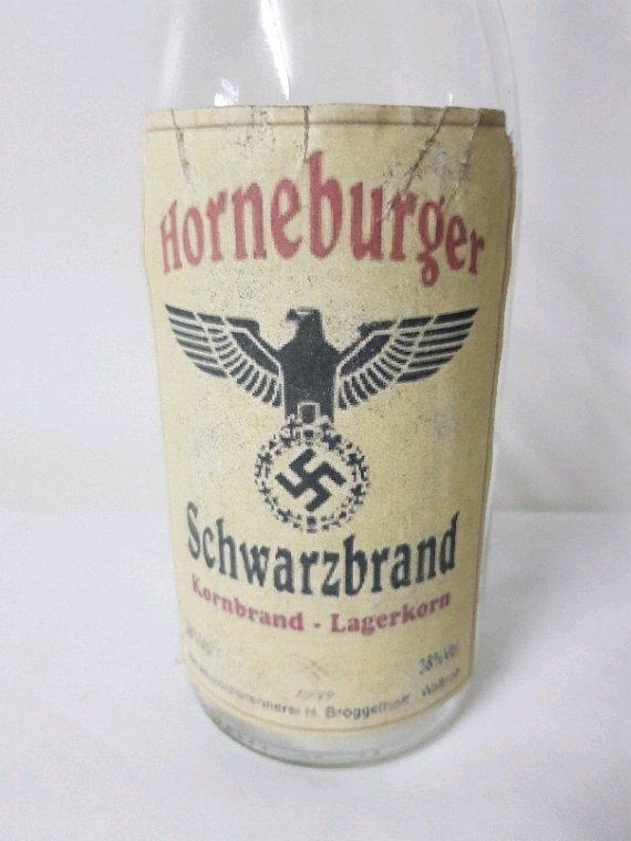 Bouteille de bière ww2 ( copie )