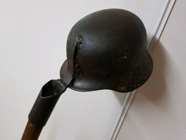 Superbecasque allemand 1940 réhutuliser après guerre