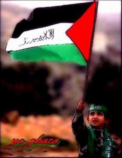 Loin des yeux, mais près du coeur , la Palestine souffre Encore !  :o