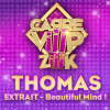 Extrait  Single  / Thomas : Beautiful Mind (2011)