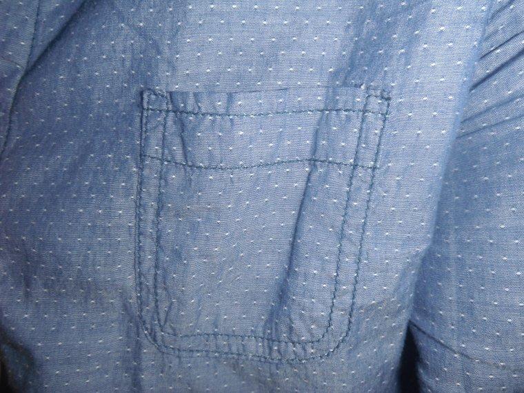 Ma nouvelle chemise