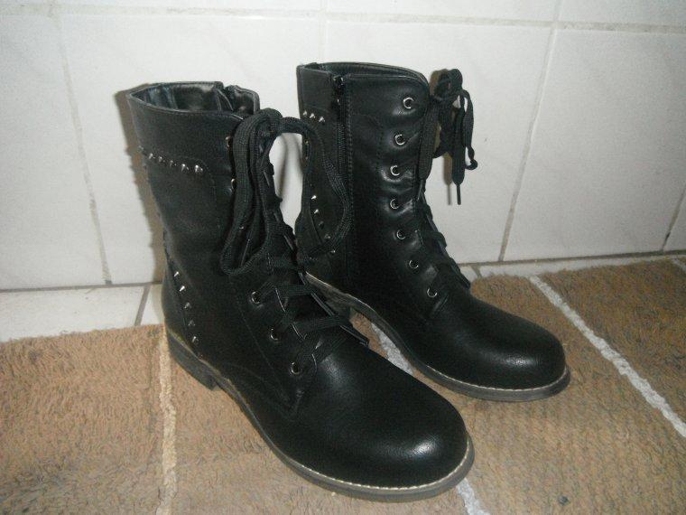 Ma nouvelle paire de chaussure