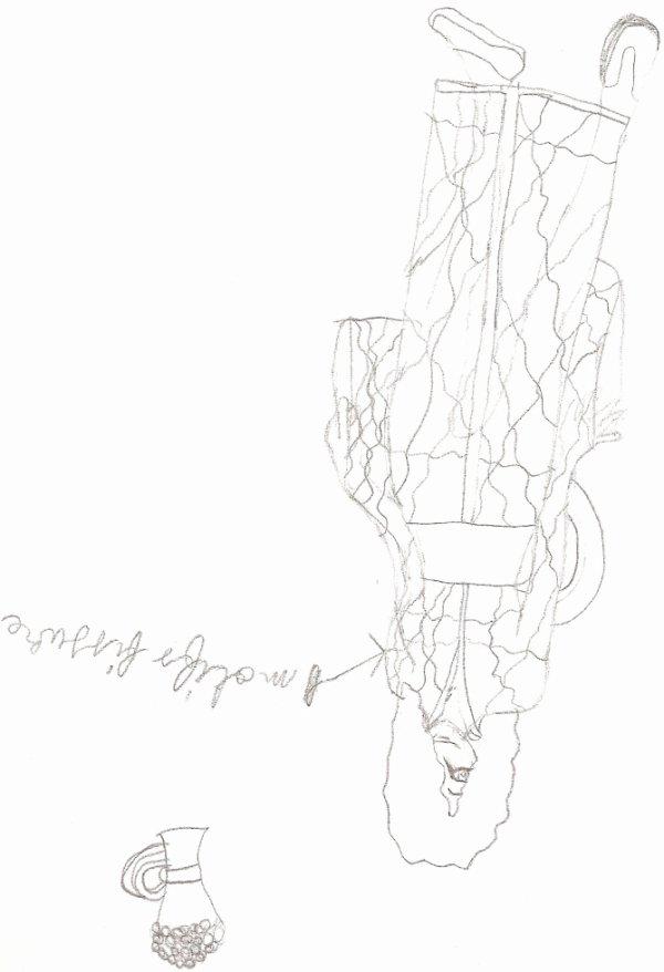 Fanfiction  Akatsuki Kakuzu x Himejima Naoko : naoko en kimono
